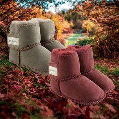 Sutsko til baby i lammeskind fra Enfant Ugg Boots, Uggs, Baby, Shoes, Fashion, Kid, Ugg Slippers, Shoes Outlet, Fashion Styles