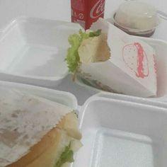 O melhor sanduiche de manaus. EUROPA'S LANCHE