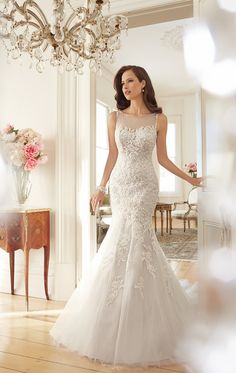Vestido De Noiva - Y11572