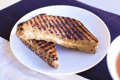 Vegan Grilled American Cheese Sandwich