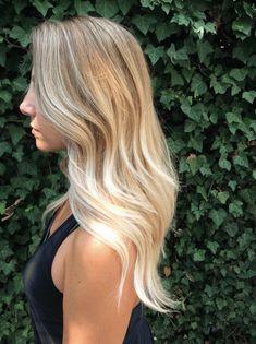 Khloe Blonde Sombre | Modern Salon