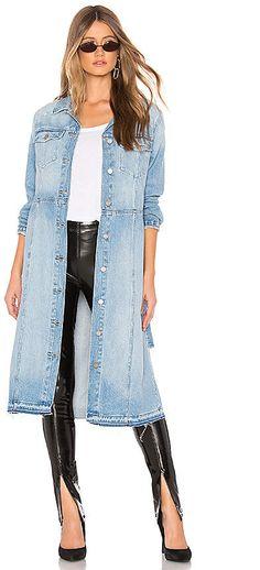 c55b57eb Sanctuary Ramsey Denim Duster. Denim Duster, Denim Outfit, Dusters, Denim  Skirt,