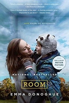 ROOM the movie is a suspenseful and deeply emotional film based on the award-winning global bestseller by Emma Donoghue. See ROOM in theaters now! Best Book Club Books, Great Books, The Book, Room Emma Donoghue, Books To Read, My Books, Fall Books, What Is Reading, Movies