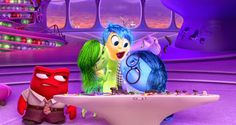 """EL ARTE DEL CINE: CANNES: 2 Nuevos Clips de la alabada por Cannes Pixar's """"Inside Out"""" (2015)"""