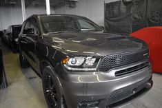 Geile Karre  - Dodge 2018 Durango R/T  AWD Black Top - FACELIFT