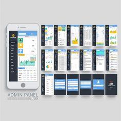 Admin Panel Of Mobile Application Admin Panel, Mobile Design, Mobile Application, Your Design, Quote, Medium, Top, Free, Quotation