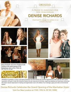 Denise Richards, Kathrine Kohl - Orogold