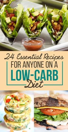 Low Carb recipes - 24 essential recipes for anyone on LCHF or keto
