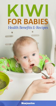 Planning to introduce kiwi for babies? This vibrant green color fruit offers numerous health benefits. So, here is a list of nutritional facts and recipes!