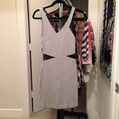 """Spotted while shopping on Poshmark: """"Sexy Dress""""! #poshmark #fashion #shopping #style #Intermix #Dresses & Skirts"""