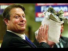 Al Gore's Hypocrisy Reaches $90 Trillion
