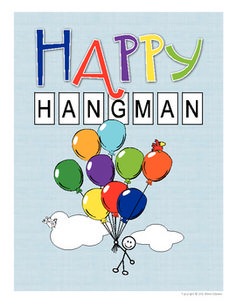 Hangman is a great way for kids to have some cooperative fun and practice spelling and critical thinking. But I've always thought that traditional ...