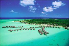 Please take me to Bora Bora