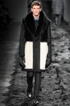 Fendi | Fall 2014 Menswear Collection |