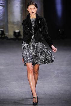 Christian Siriano Fall 2012 Ready-to-Wear Collection Photos - Vogue