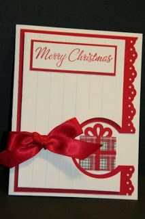 My Creative Corner!: Christmas Cards