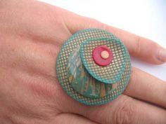 Big polymer ring