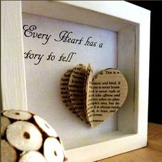 A personalized gift for a friend is the best thing to make a special moment even more special. A simple DIY gift idea you can use to make a unique gift. Step 1- Take a wooden box or a wooden frame with a hollow, Step 2- get a message inscribed on it. Step 3- Cut 10-15 heart shapes and write words or messages that link you and your friend. Step 4- Paste these hearts inside the frame. Step 5- A unique gift is ready to be presented to your friend.