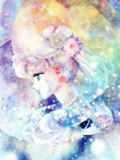 Some GORGEOUS new artwork by Naoko Takeuchi currently being displayed at the Sailor Moon Exhibit at Roppongi Hills! You have no idea just how badly I wish I could go to Tokyo and see these in person. Sailor Moon Stars, Sailor Chibi Moon, Sailor Moon Crystal, Sailor Moom, Arte Sailor Moon, Sailor Moon Fan Art, Sailor Pluto, Neo-queen Serenity, Princess Serenity