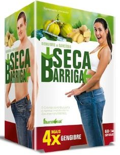 Conheça o produto composto SECA BARRIGA