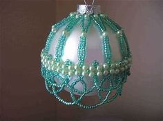 Image result for Free Beaded Christmas Ornament Cover Patterns to Print