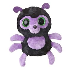 YooHoo and Friends Spidee the Stuffed Spider by Aurora