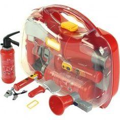 Kufrík pre hasiča