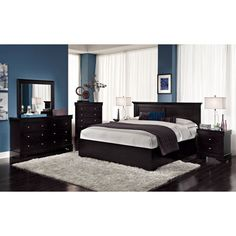 Shelby 6-piece King Bedroom Set