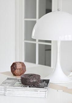 weet een van mn #interior blogger volgers welke lamp dit is? Wil hem hebben!