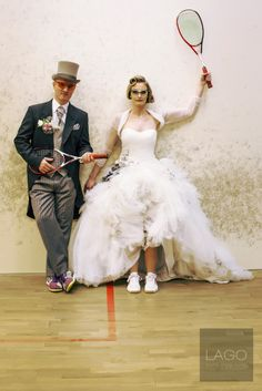 """They Literally """"Squashed"""" the Wedding Photography Myths"""
