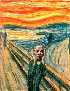Le s-CRI-be d'après #Munch  Combien vaut... Edvard Munch ? http://lesechos.fr/02146852464.htm via @LesEchos cc @FondationLV