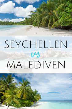 Ab ins Paradies: Seychellen oder Malediven?