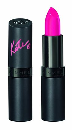 What We're Sweet On: New Kate Moss Lipstick Shades by Rimmel