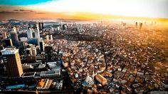 Skyfall Istanbul - Bird View