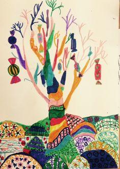 Чудо дерево 1 класс