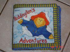 Paddington's Adventures Vol.1. $14.00, via Etsy.