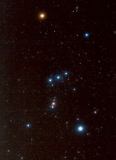 i took this picture myself ! its orion