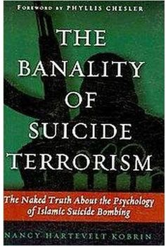 """Book Review of Nancy Hartevelt Kobrin's """"The Banality of Suicide Terrorism"""" by Candace Salima on US Daily Review: http://usdailyreview.com/book-review-the-banality-of-suicide-terrorism"""