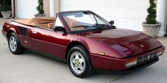 You might think this is nothing more than a typical Mondial convertible. But, boy would you be wrong. This 1986 Ferrari Mondial 3.2 Cabriolet is personally owned by none other than Mike Post, the man who composed the theme songs to The A-Team, Law & Order, Law & Order: SVU, Magnum P.I., and Quantum Leap. Now do you see why it's worth more than $35,000?