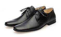 YMC chic leather shoes