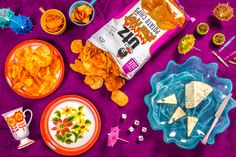 Crackers are nice, crusty bread is great—but sometimes you need the crunch, the grease, the caloric abandon that is a cheese and potato chip combo. Cheese Chips, Cheese Pairings, Chip Art, Cheese Potatoes, Salty Snacks, Test Kitchen, Blue Cheese, Potato Chips, Bon Appetit