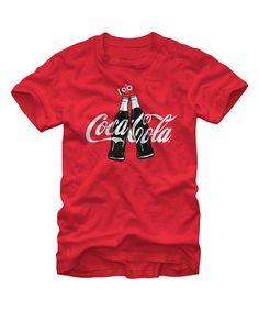 9e20759f46b Coca-Cola Red Clink Coca-Cola Tee - Men s Regular