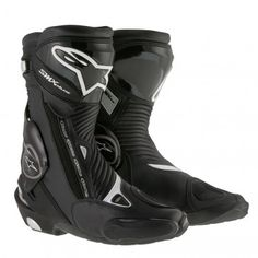 Alpinestars Racing SMX Plus Sport Bike Riding Motorcycle Street Track Boots