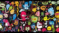 Leading illustrator Jon Burgerman drums up 20 tips for creating fantastic character designs.