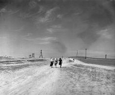 USSR. Stalingrad. 1947//Robert Capa