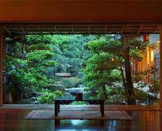 A quiet place for contemplation ...