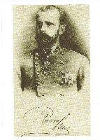 ROYALTY AUSTRIA - SON empress Sissi - Sisi - CROWN PRINCE RUDOLF of Austria ~printed signature~