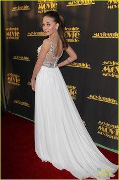 kelli berglund movieguide awards 09
