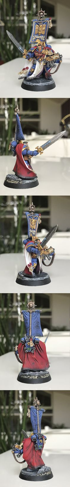 Captain of the Ultramarines