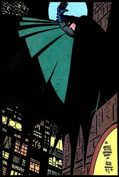 Batman by Alex Toth